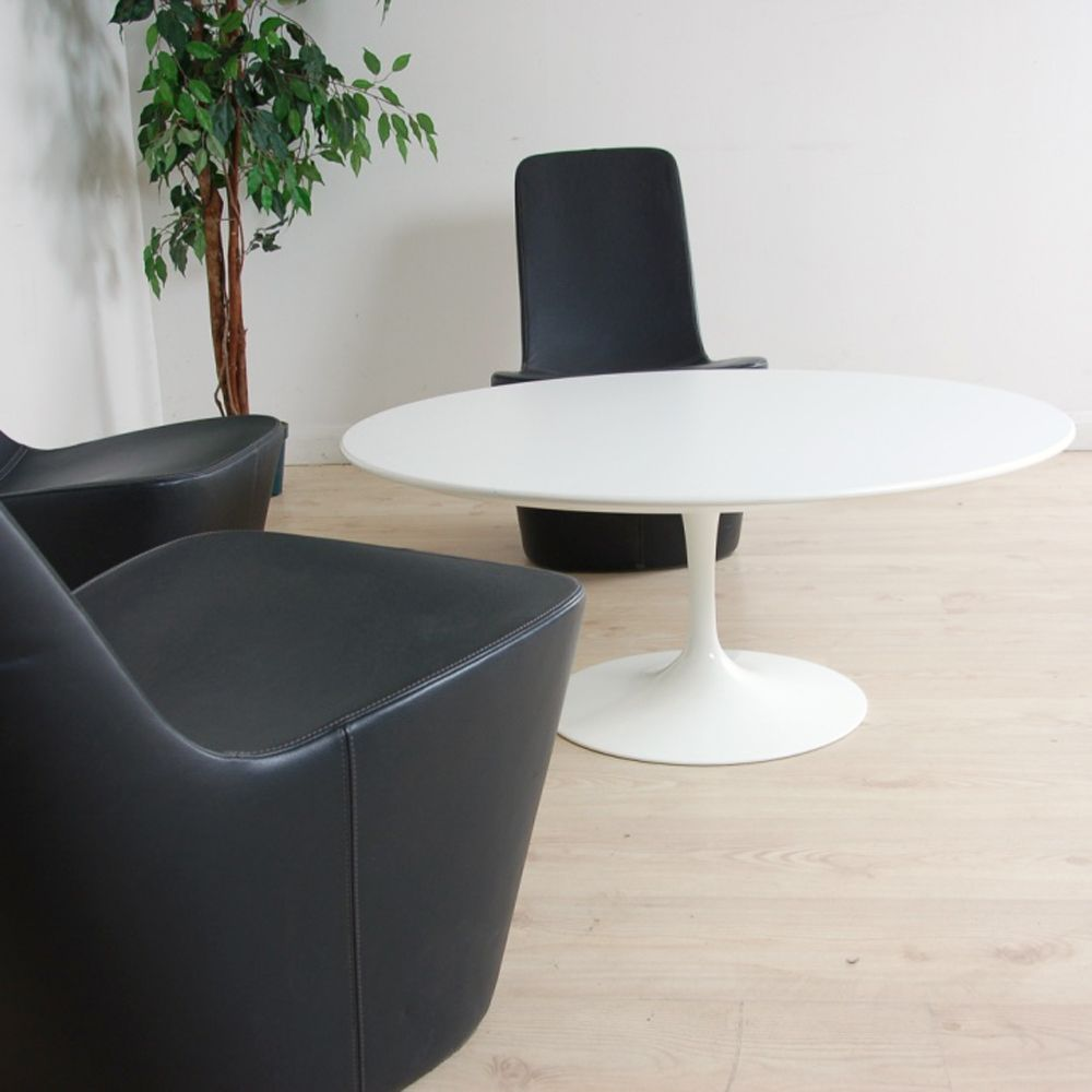 Knoll Tulip Circular Table Coffee Table
